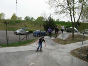 Inaugurazione Pista da Skate
